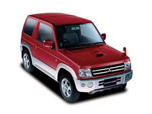 Технические характеристики Mitsubishi Pajero Mini 0.7 2005-2008 г.