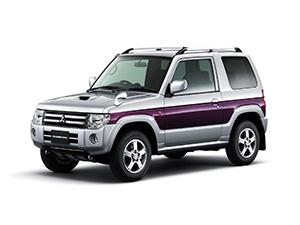 Технические характеристики Mitsubishi Pajero Mini