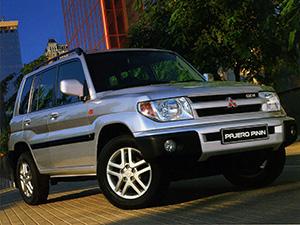 Технические характеристики Mitsubishi Pajero Pinin
