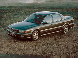 Технические характеристики Mitsubishi Sigma