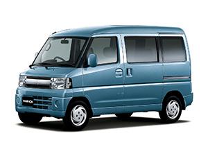 Технические характеристики Mitsubishi Town Box