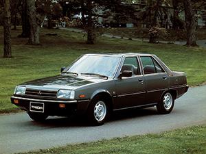 Технические характеристики Mitsubishi Tredia