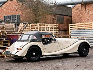 Morgan Plus 4 2 дв. кабриолет Plus 4