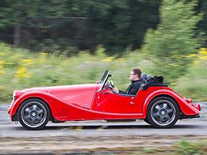 Morgan Plus 8 2 дв. кабриолет Plus 8