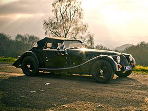Morgan Roadster 2 дв. кабриолет Roadster