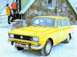 Москвич 2137 5 дв. универсал 2137