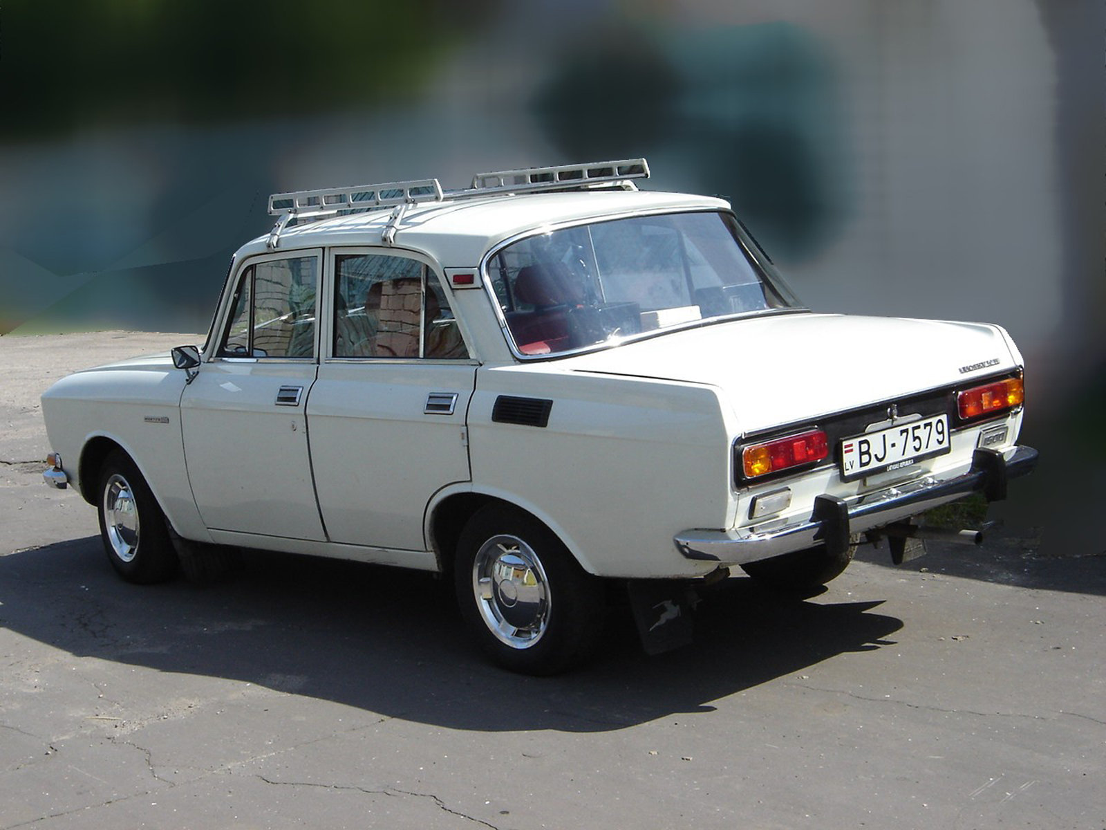 Москвич (Moskvich) 2140 1976-1988 г.