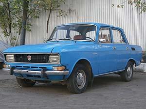 Москвич 2140 4 дв. седан 2140