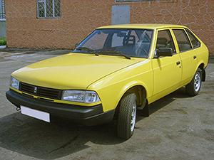 Москвич Святогор 5 дв. хэтчбек 214100