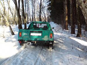 Москвич 2335 2 дв. пикап 2335