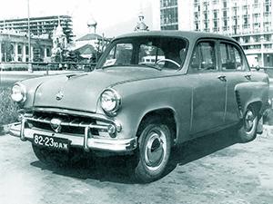 Москвич 402 4 дв. седан 402
