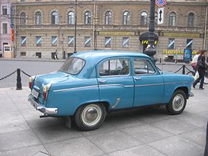 Москвич 407 4 дв. седан 407