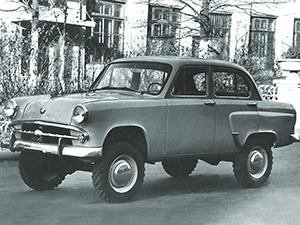 Москвич 410 4 дв. седан 410