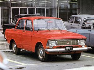 Москвич 412 4 дв. седан 412