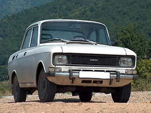 Технические характеристики Москвич 2140