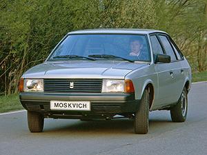Технические характеристики Москвич 2141