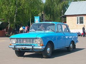Технические характеристики Москвич 408