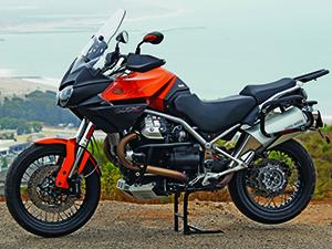 Moto Guzzi Stelvio туристический Stelvio