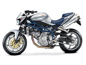 Moto Morini Corsaro спортбайк 1200