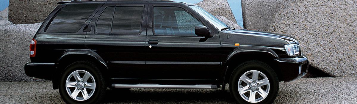 Nissan (Ниссан) Pathfinder 2000-2001 г. технические характеристики