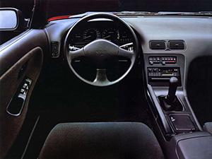 Nissan 200 SX 3 дв. купе 200 SX