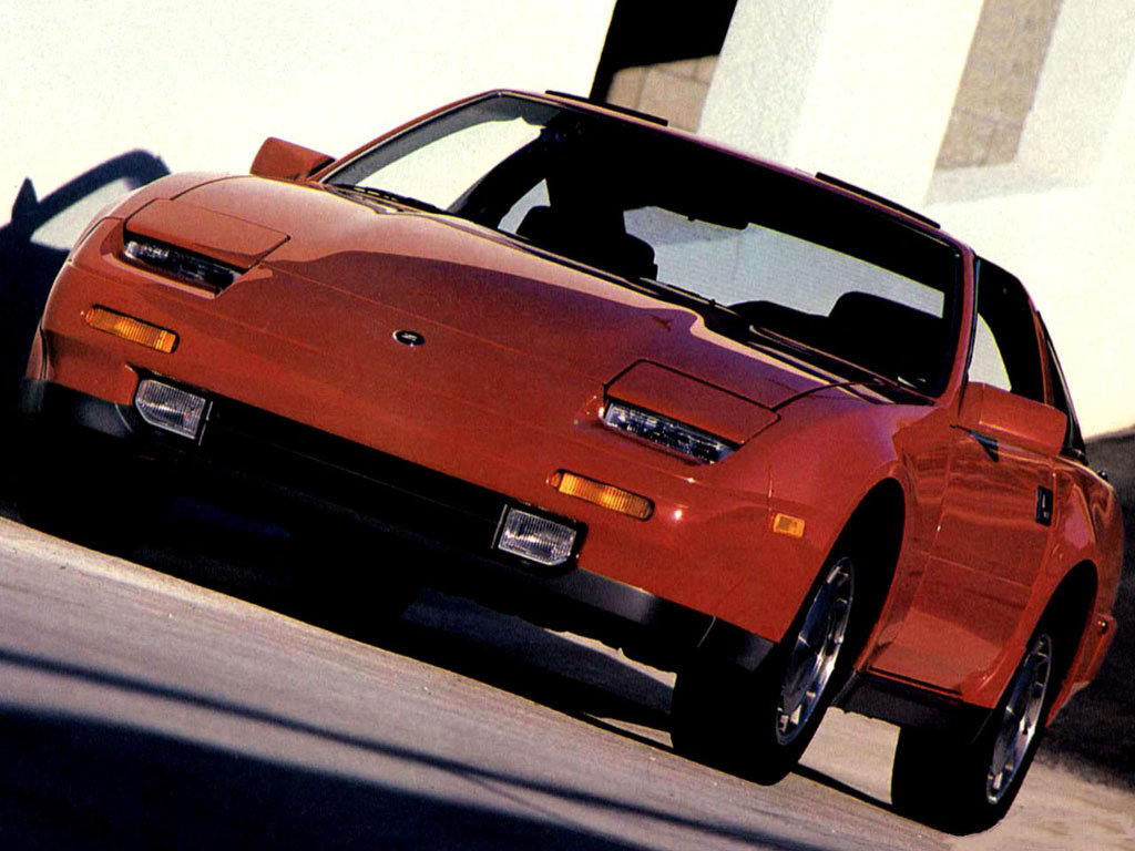 Nissan (Ниссан) 300 ZX 1984-1990 г.