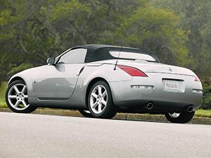Nissan 350Z 2 дв. кабриолеты 350Z Roadster