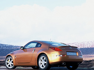 Nissan 350Z 3 дв. купе 350Z