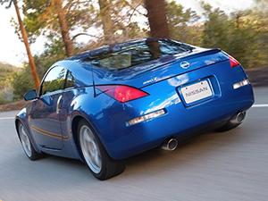 Nissan 350Z 3 дв. купе 350Z Coupe