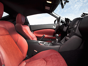 Nissan 370Z 3 дв. купе 370Z