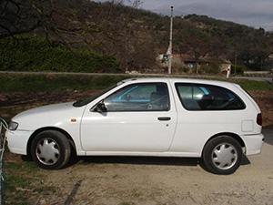 Nissan Almera 3 дв. хэтчбек N15
