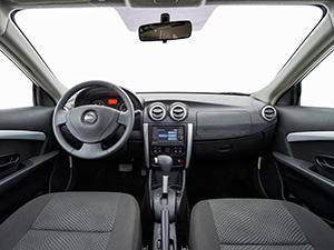 Nissan Almera 4 дв. седан Almera