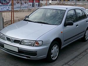 Nissan Almera 5 дв. хэтчбек N15