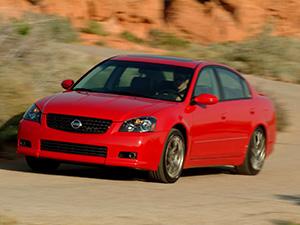 Nissan Altima 4 дв. седан Altima