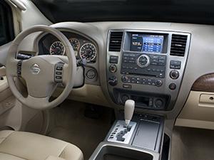 Nissan Armada 5 дв. внедорожник Armada