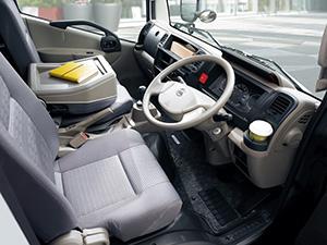 Nissan Atlas 2 дв. бортовой Atlas