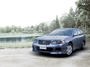 Nissan Avenir 5 дв. универсал Avenir