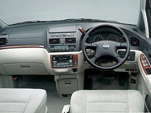Nissan Bassara 5 дв. минивэн Bassara