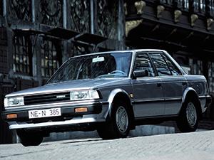Nissan Bluebird 4 дв. седан Bluebird