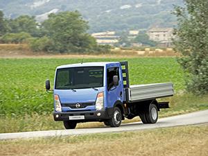 Nissan Cabstar 2 дв. бортовой Cabstar