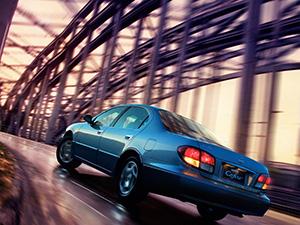 Nissan Cefiro 4 дв. седан Cefiro