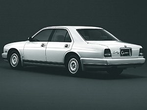 Nissan Cima 4 дв. седан Cima