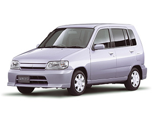 Nissan Cube 5 дв. минивэн Cube