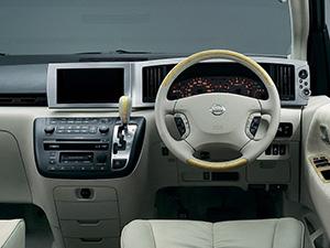 Nissan Elgrand 5 дв. минивэн Elgrand