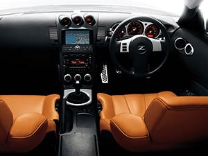 Nissan Fairlady 2 дв. купе Fairlady (Z33)