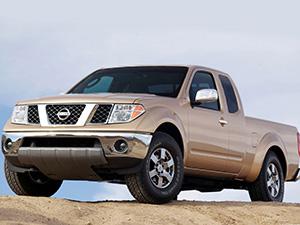 Nissan Frontier 2 дв. пикап Frontier
