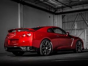 Nissan GT-R 2 дв. купе GT-R