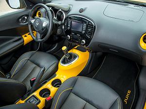 Nissan Juke 5 дв. кроссовер Juke