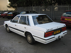 Nissan Laurel 4 дв. седан Laurel