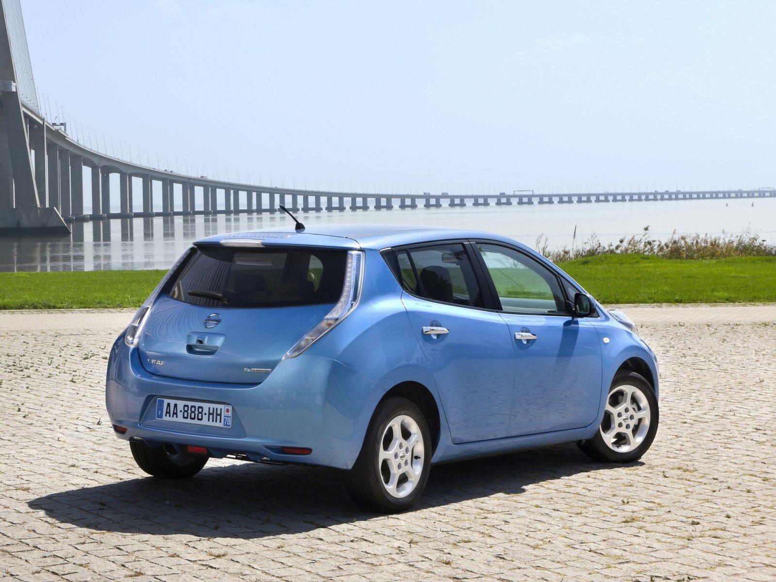 Nissan Leaf 2012 года, Привет всем Автолюбителям ...